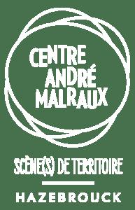 Logo Centre André Malraux - Scène(s) de Territoire - Hazebrouck
